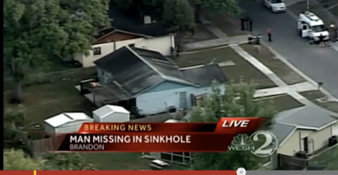 FLORIDA-SINKHOLE-Feb28-2013