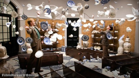 Cloud Atlas - James D'Arcy and Ben Whishaw