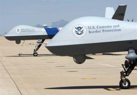 CBP-drones