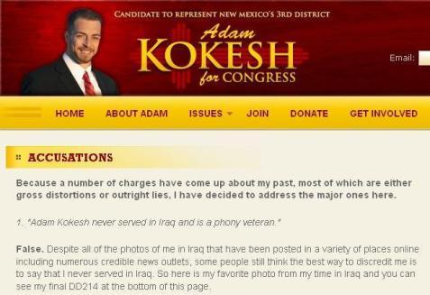 kokesh-accusations
