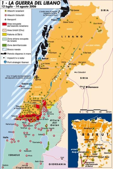 2006 war israel lebanon 500