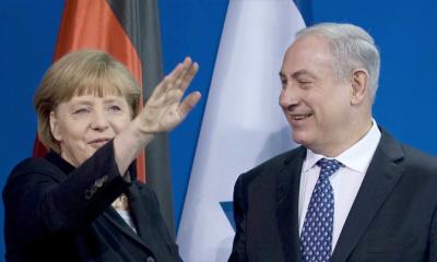 Merkel-and-Netanyahoo-400x240