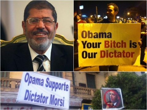 morsi-obama-dictator-collage
