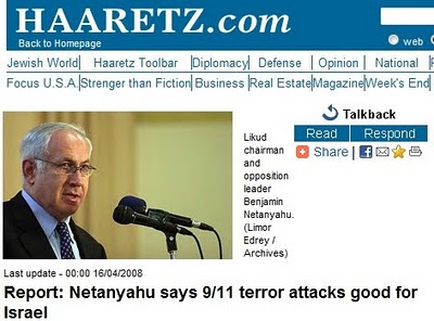 Netanyahu-says-911-good-for-Israel