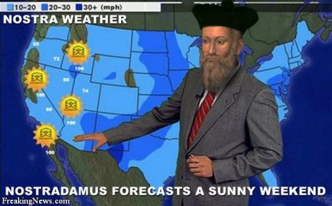 Nostradamus-Predictions