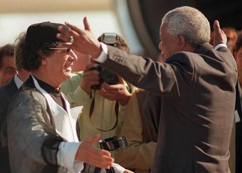 Libia: Gheddafi, per quarant'anni sulla scena internazionale / speciale