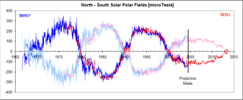 campi magnetici polari