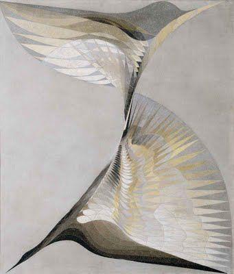 Erika Giovanna Klien: Tauchender Vogel – 1939