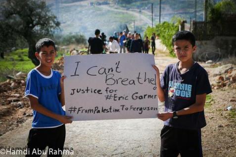 solidarietà palestinese