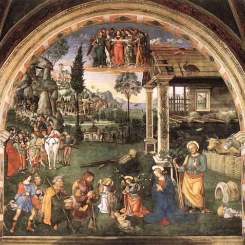Natività del Pinturicchio