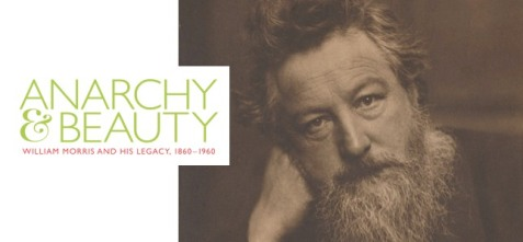 William-Morris-exhibition-National-Portrait-Gallery-London