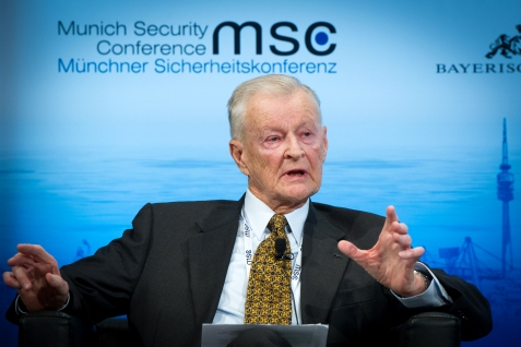 Sicherheitskonferenz - Munich Security Conference